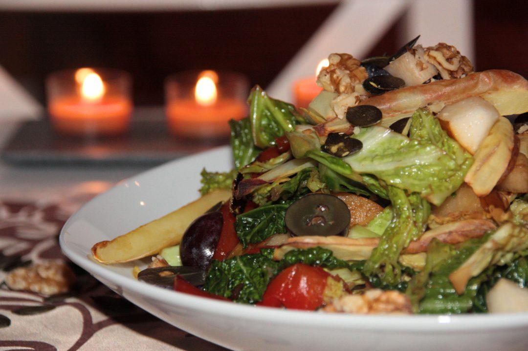 caesars salad rezepte